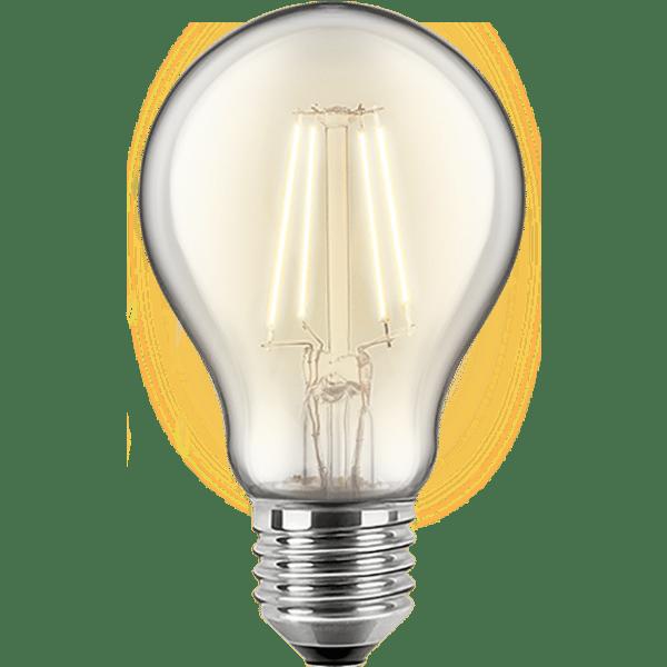 led filament gl hfaden standardform dimmbar 7 watt 810 lumen ersetzt 60 watt warmwei dimmbar. Black Bedroom Furniture Sets. Home Design Ideas