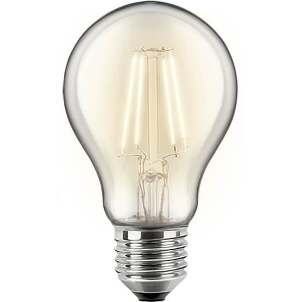 led filament gl hfaden birne 4 watt 470 lumen ersetzt 40 watt warmwei e27. Black Bedroom Furniture Sets. Home Design Ideas