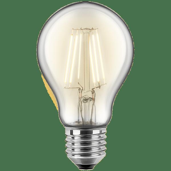 led filament gl hfaden birne 8 watt 1055 lumen ersetzt 75 watt warmwei e27. Black Bedroom Furniture Sets. Home Design Ideas